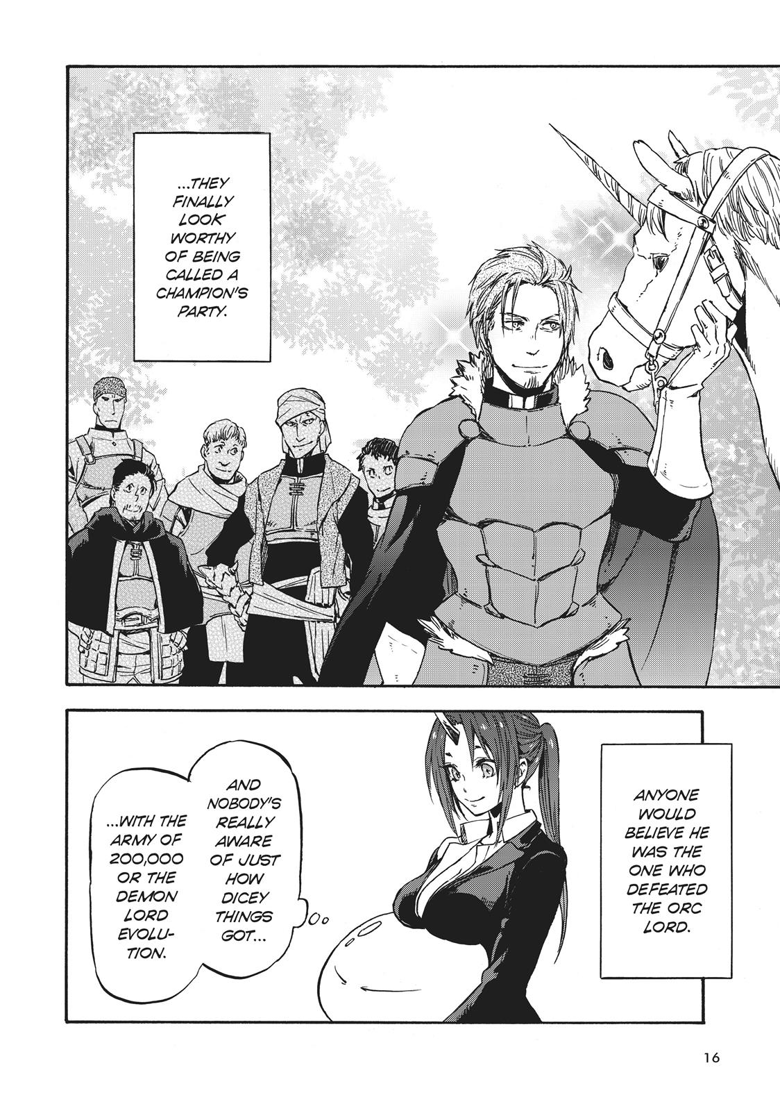 That Time I Got Reincarnated As A Slime, Chapter 36 image 016