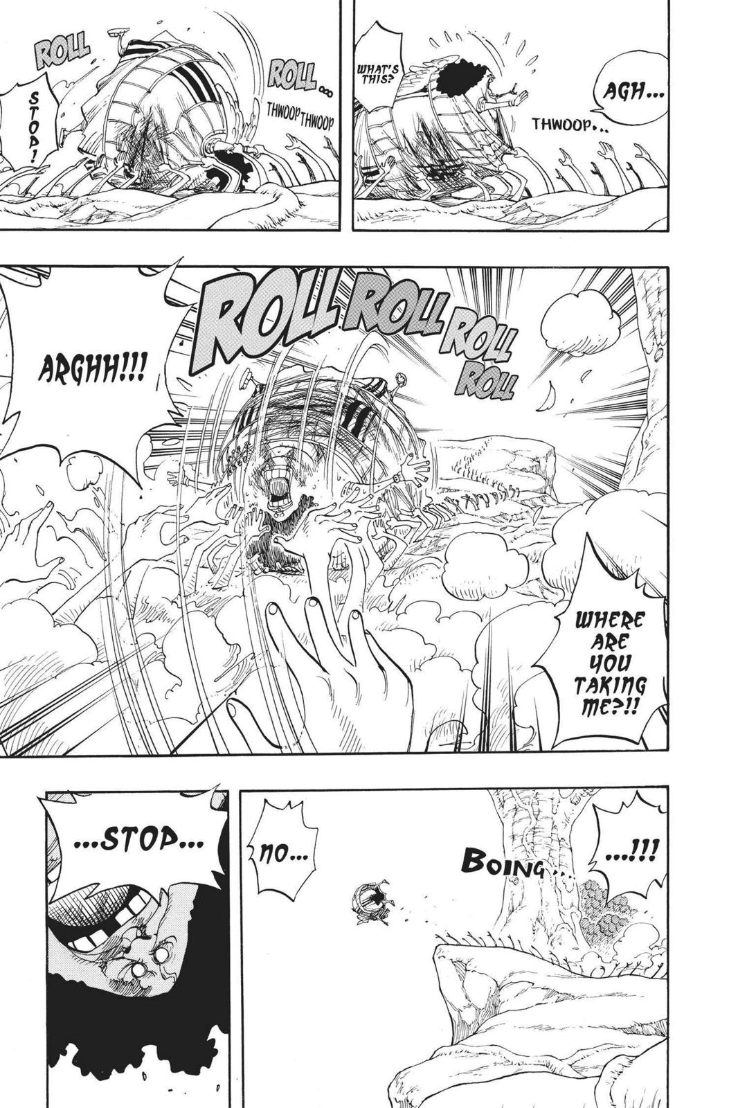 One Piece, Chapter 265 image 023
