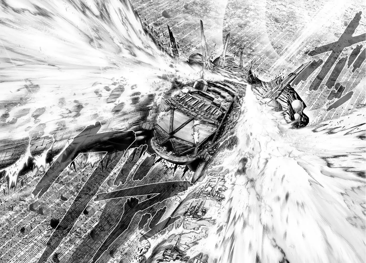 One Punch Man, Chapter Onepunch-Man 36 image 043