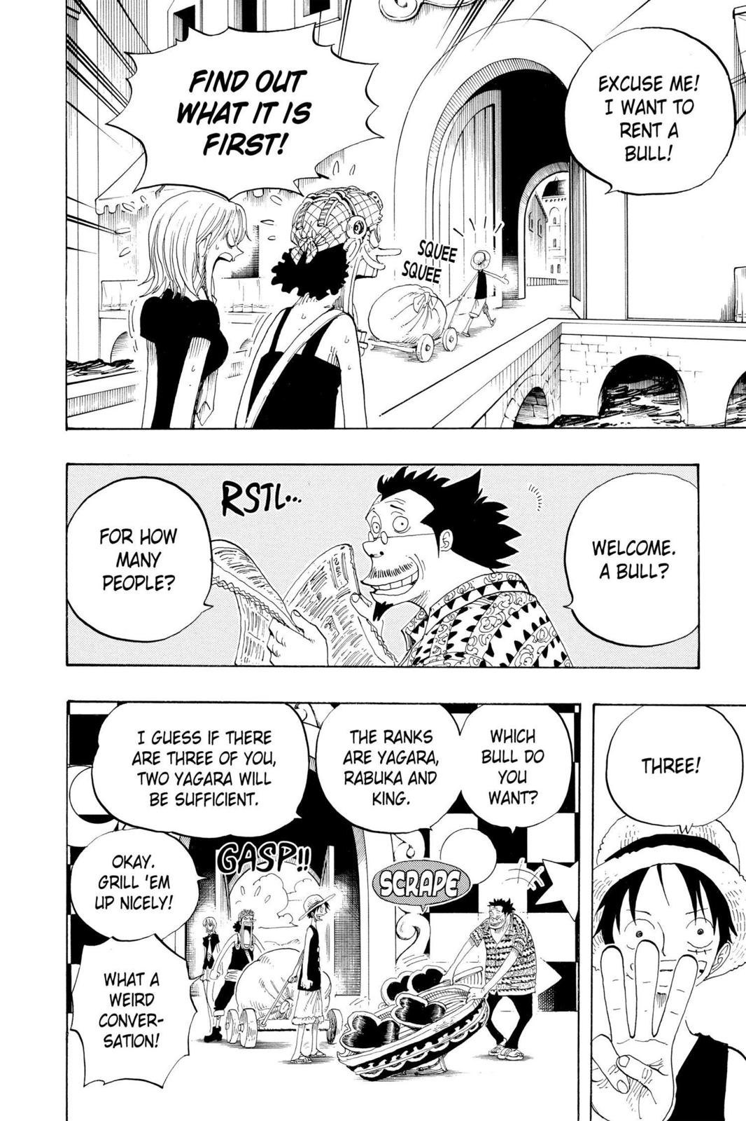 One Piece, Chapter 324 image 004