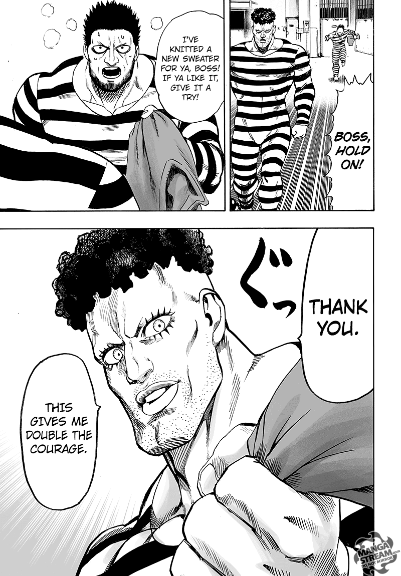 One Punch Man, Chapter Onepunch-Man 85 image 024