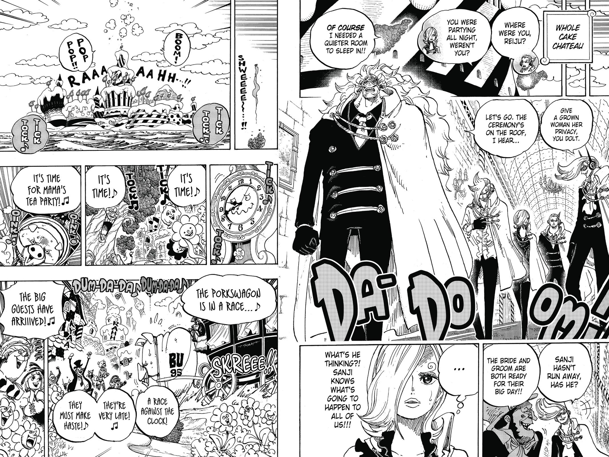 One Piece, Chapter 860 image 006