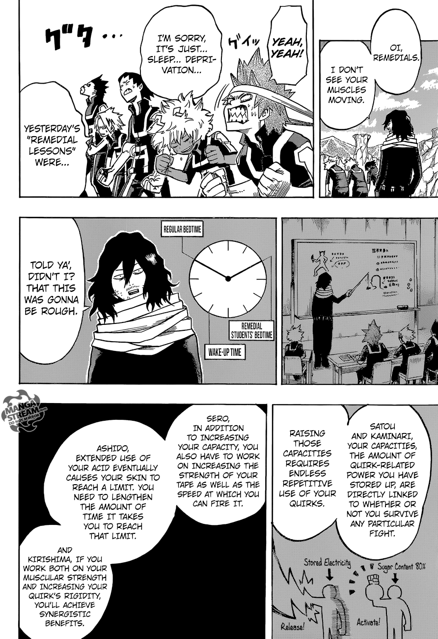 My Hero Academia, Chapter 73 image 007