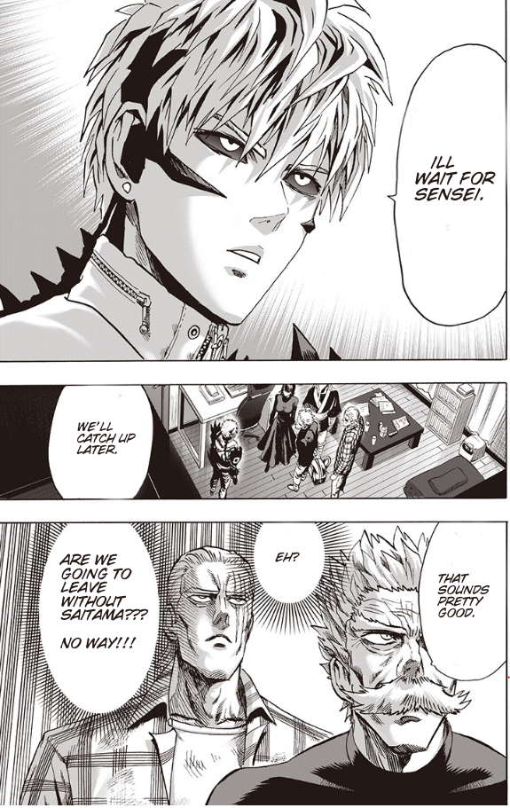 One Punch Man, Chapter Onepunch-Man 93 image 068