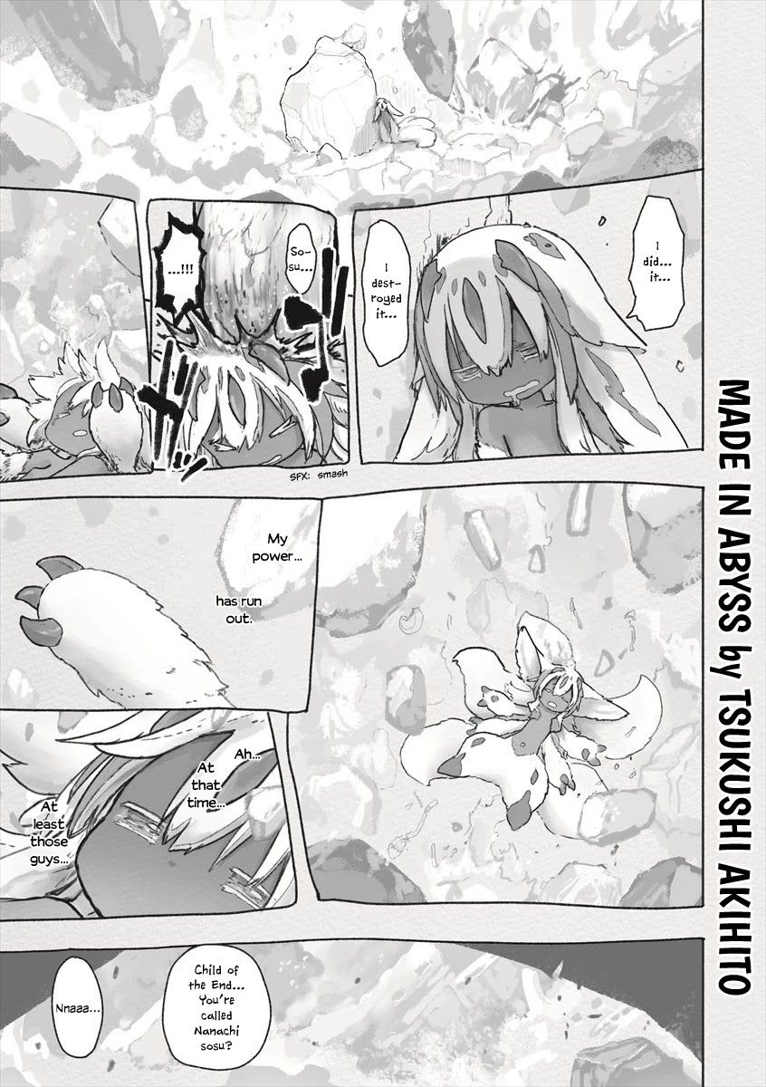 Made In Abyss, Chapter 60 Gold image 001