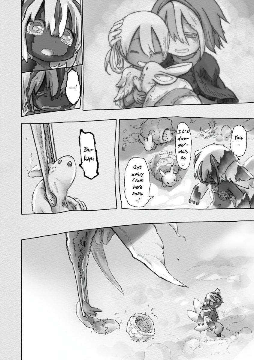 Made In Abyss, Chapter Hello,Abyss 56 image 033