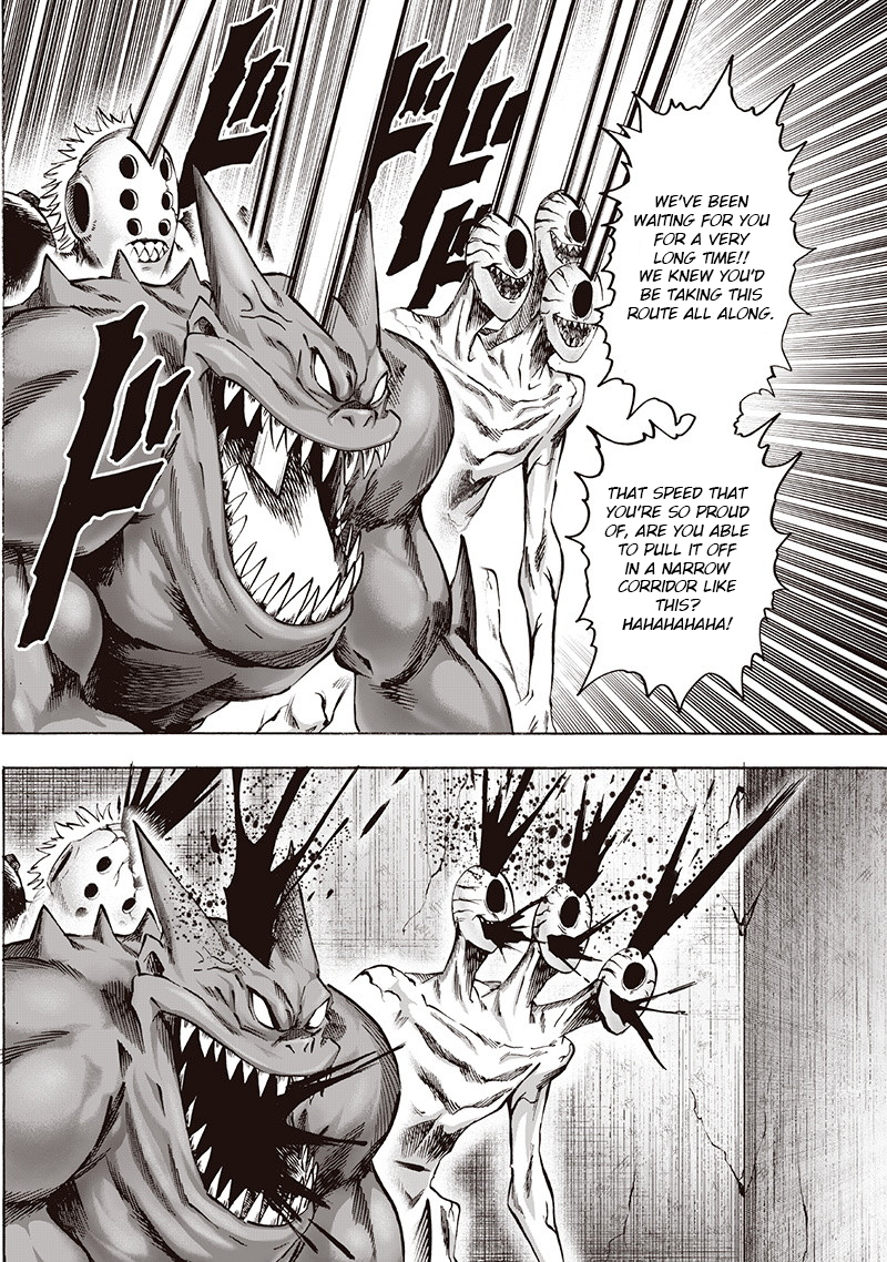 One Punch Man, Chapter Onepunch-Man 95 image 017