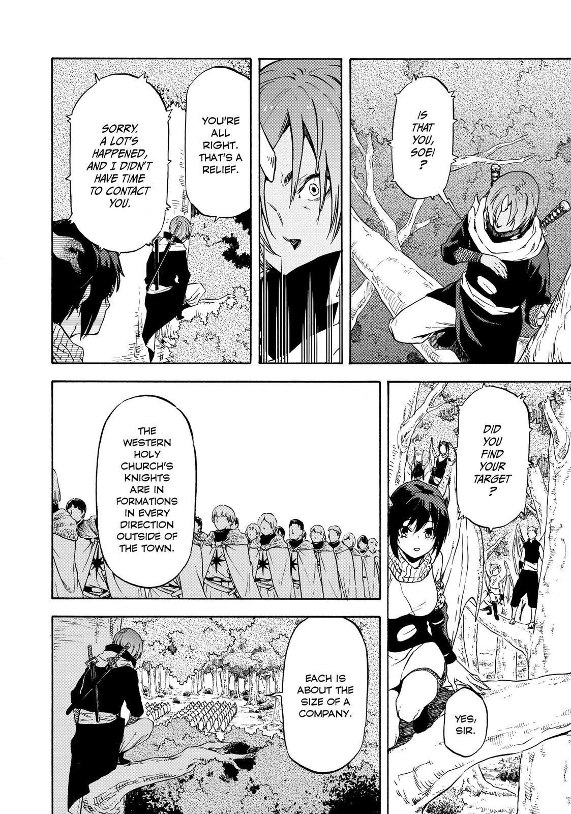 That Time I Got Reincarnated As A Slime, Chapter 60 image 002