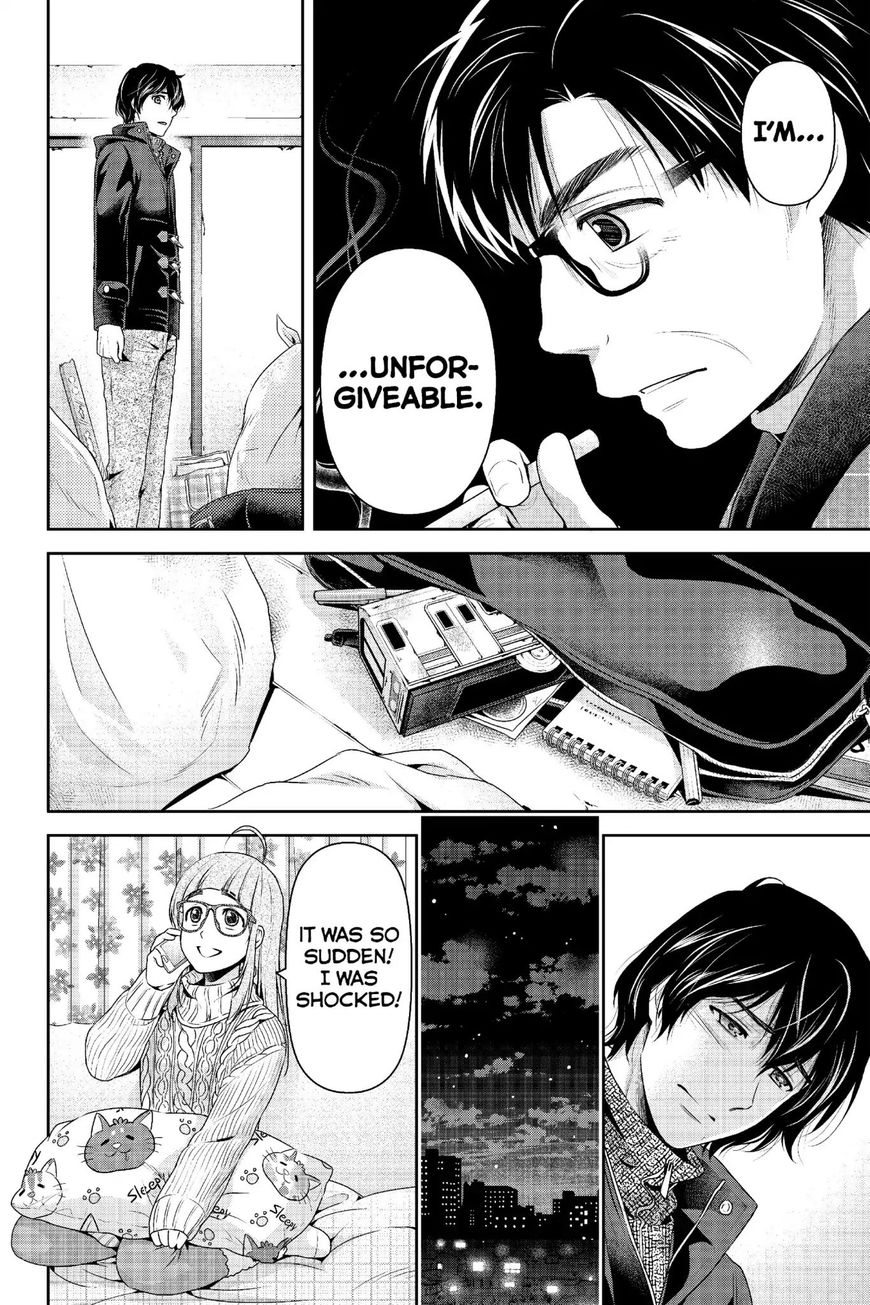 Domestic Girlfriend, Chapter 210 A Certain Writer's Past image 019
