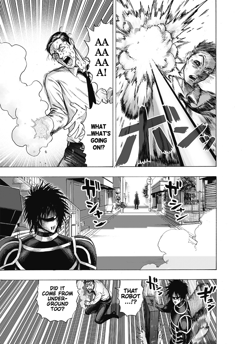 One Punch Man, Chapter One-Punch Man 119 image 018