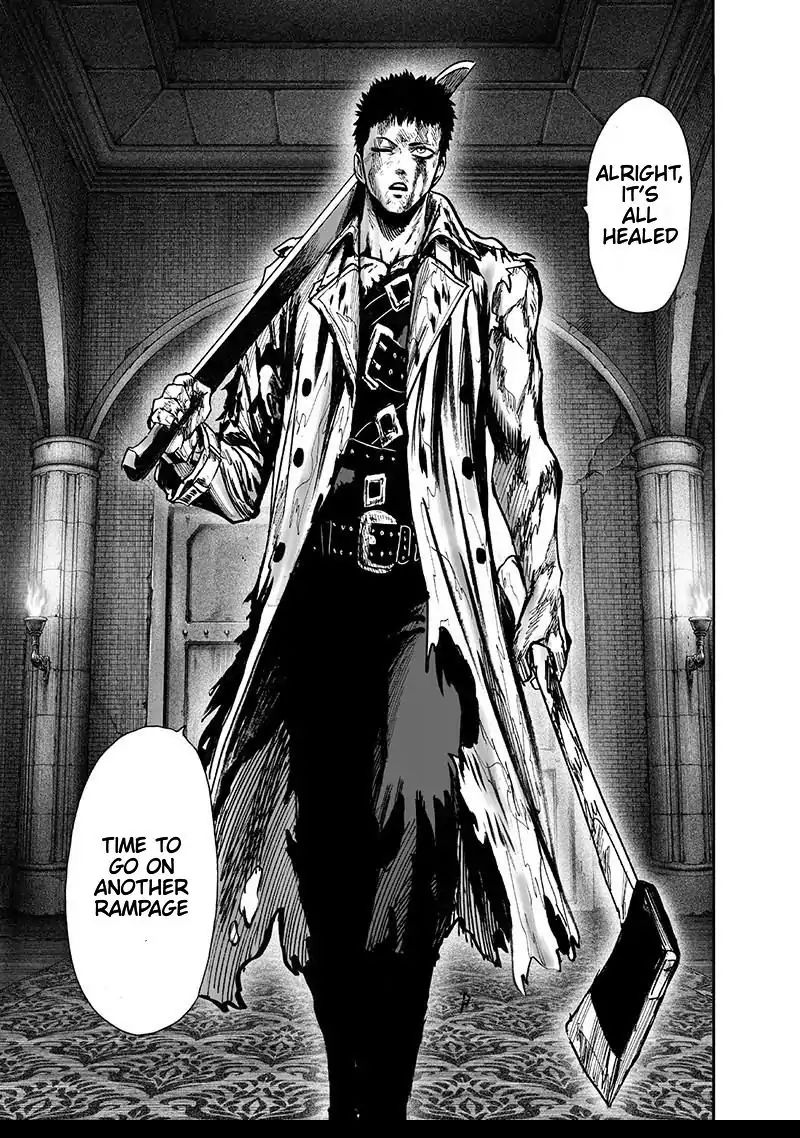 One Punch Man, Chapter Onepunch-Man 101 image 048