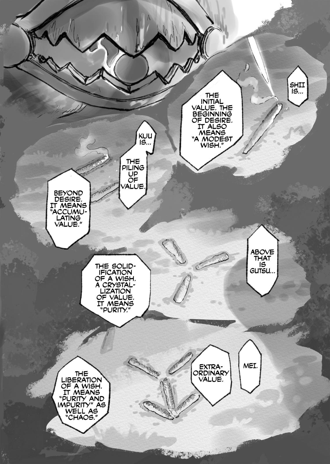 Made In Abyss, Chapter Hello,Abyss 51.5 image 010