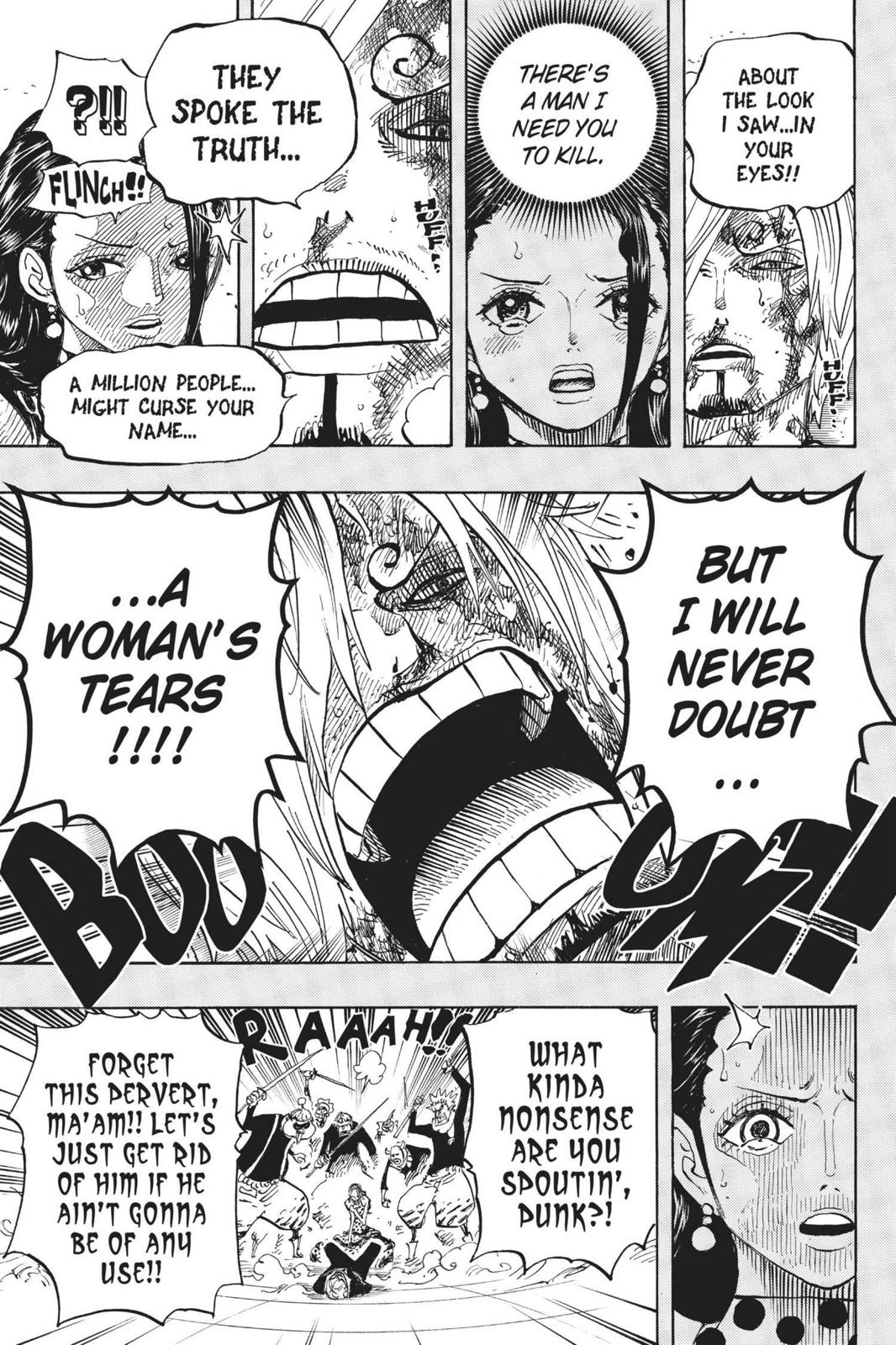 One Piece, Chapter 712 image 013