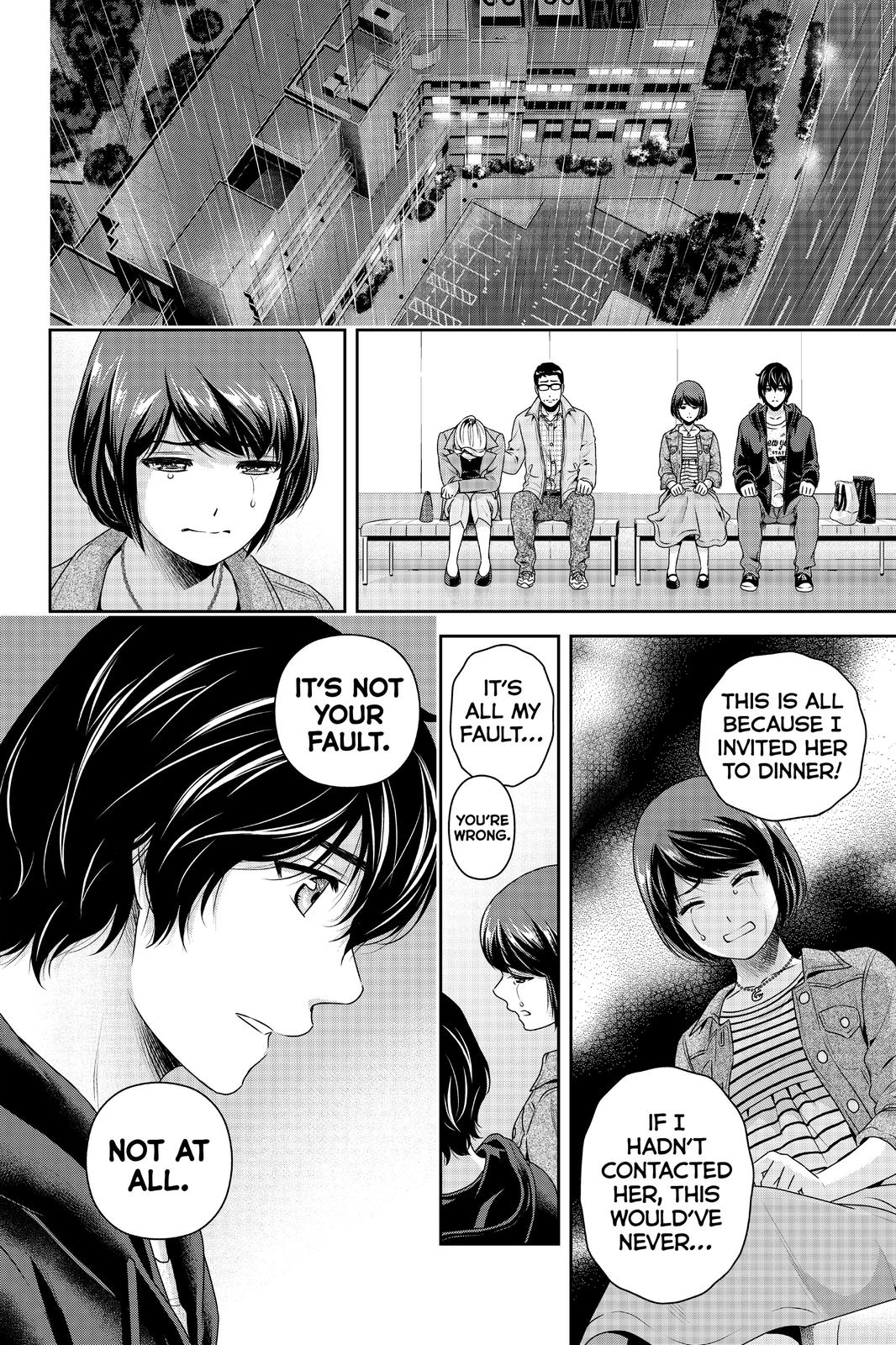 Domestic Na Kanojo, Chapter 271 image 012