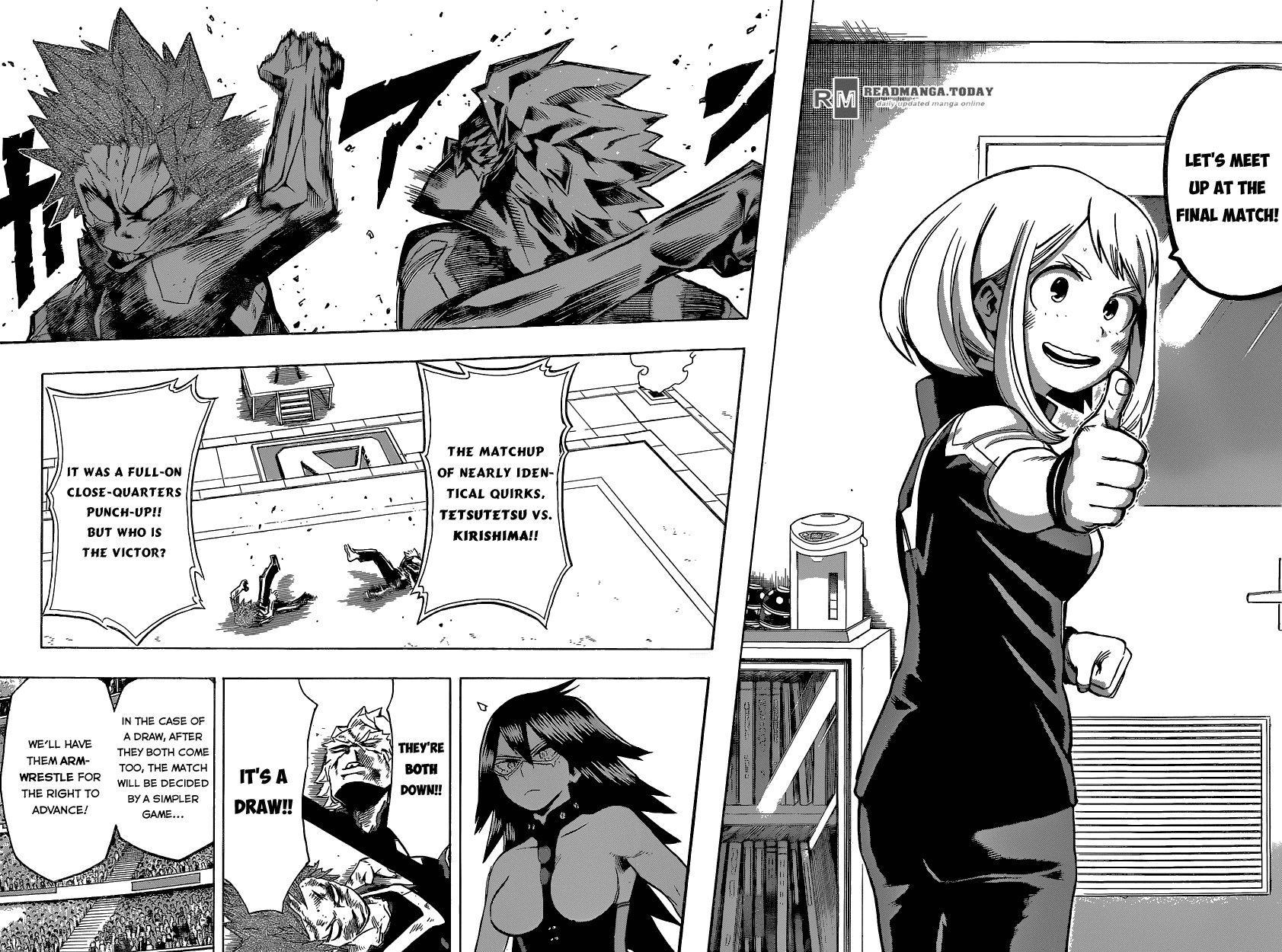 My Hero Academia, Chapter 35 image 016