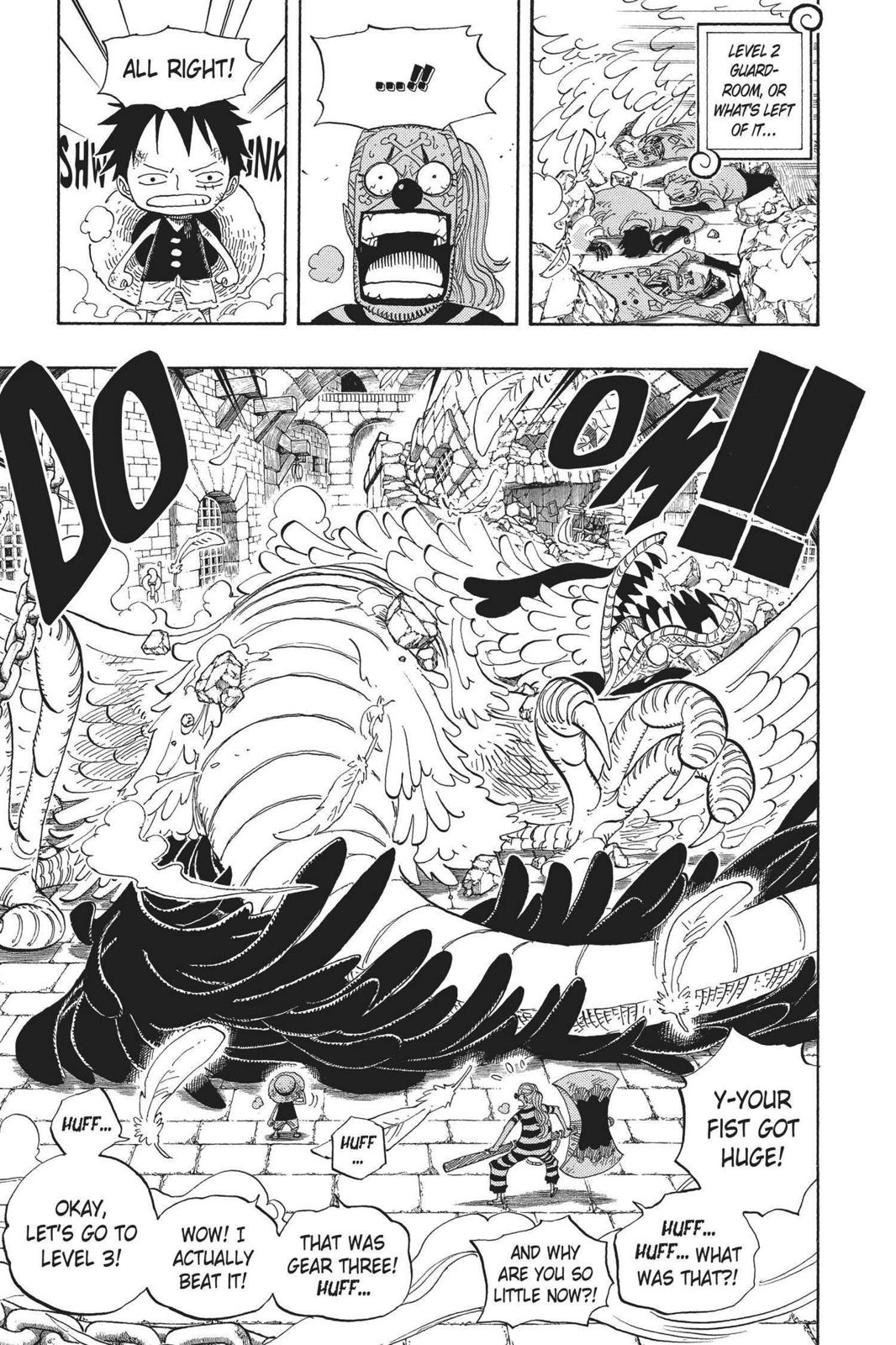 One Piece, Chapter 528 image 011