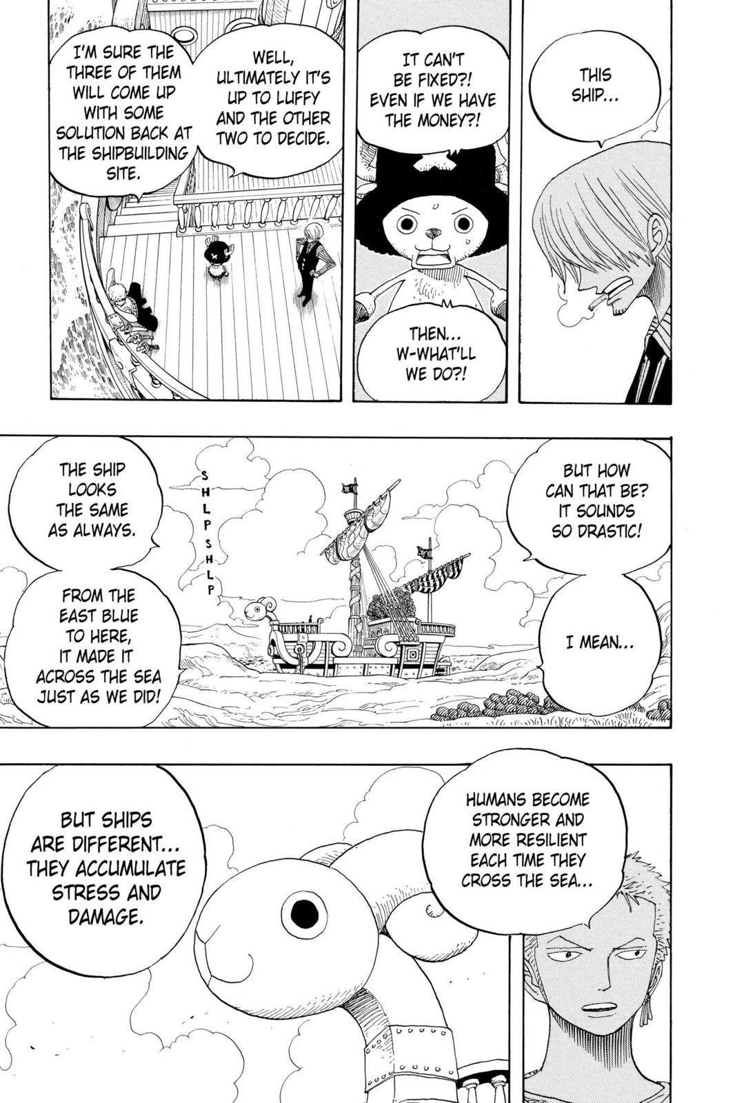 One Piece, Chapter 329 image 005