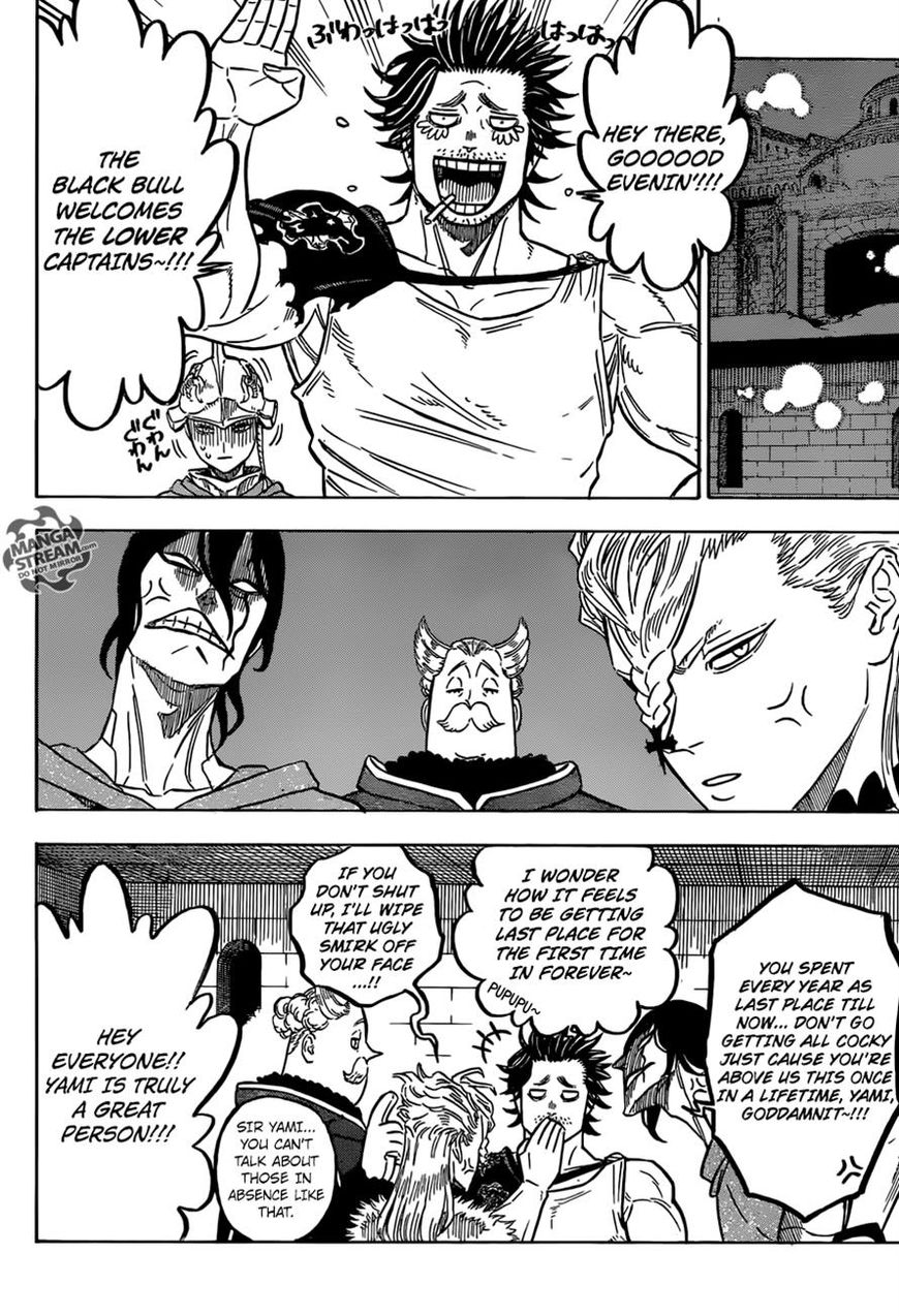 Black Clover, Chapter 108 The Uncrowned Undefeated Lioness image 010