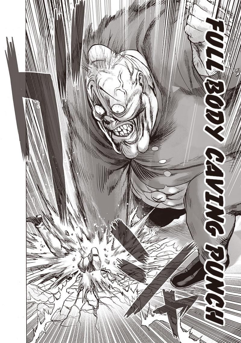 One Punch Man, Chapter 144 image 034