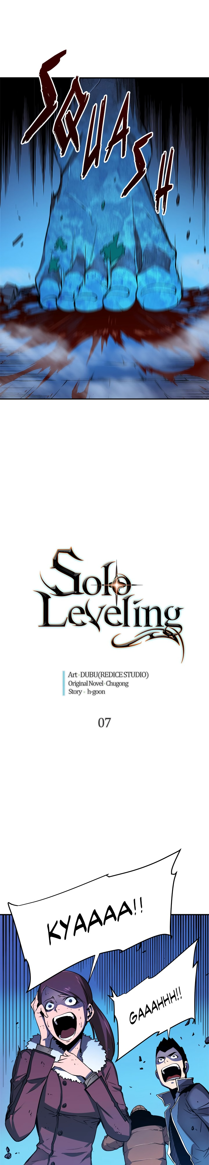Solo Leveling, Chapter 7 image 002
