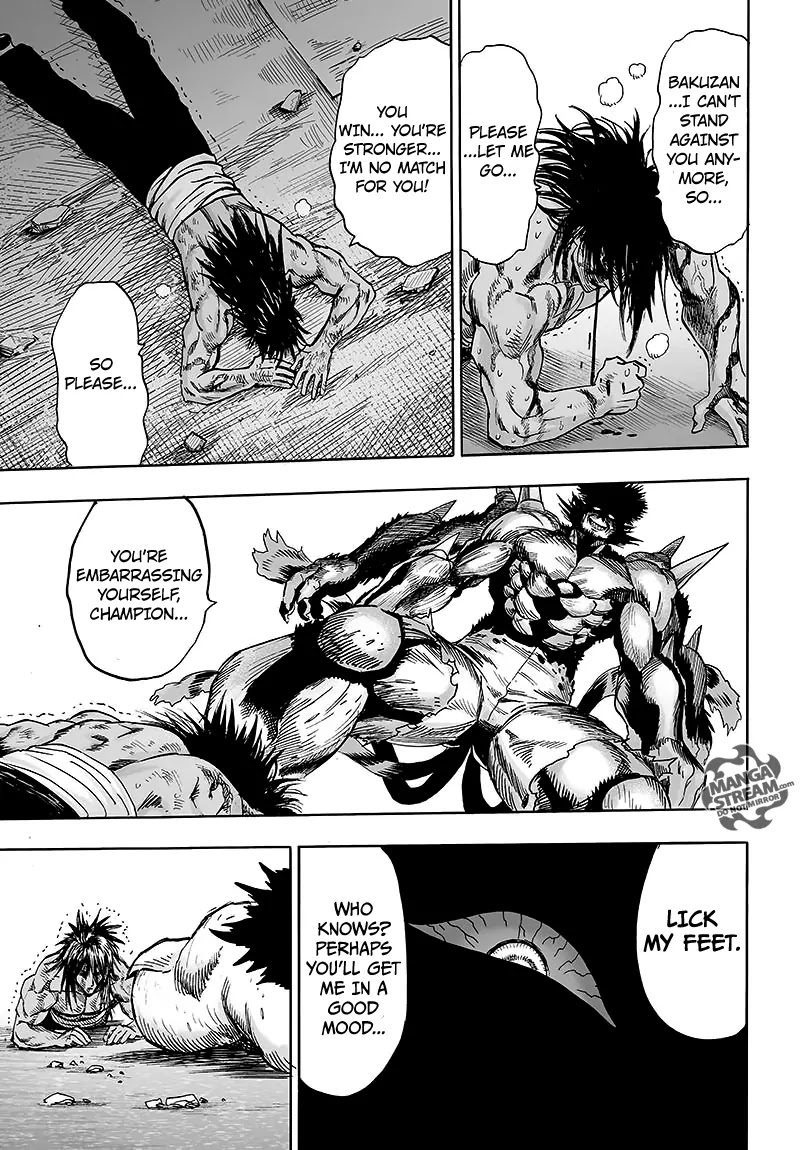 One Punch Man, Chapter Onepunch-Man 74.2 image 009