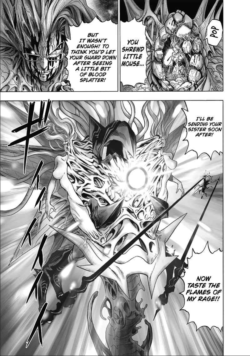 One Punch Man, Chapter 133 image 026