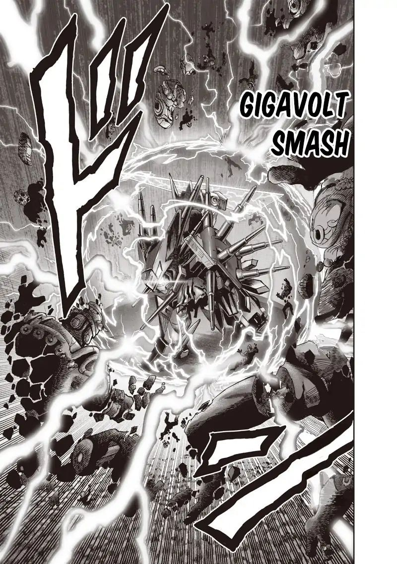 One Punch Man, Chapter Onepunch-Man 100 image 032
