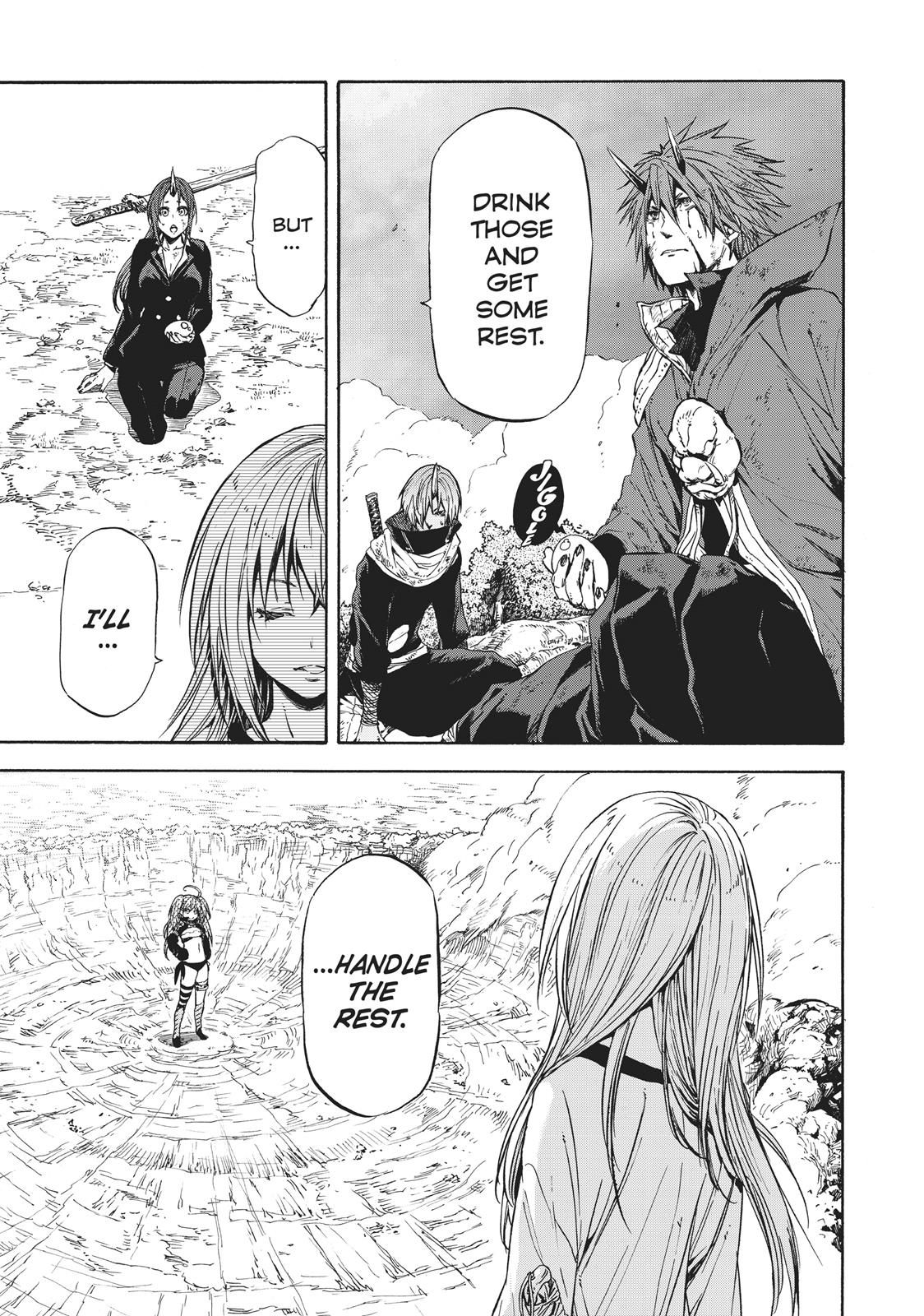 That Time I Got Reincarnated As A Slime, Chapter 31 image 001