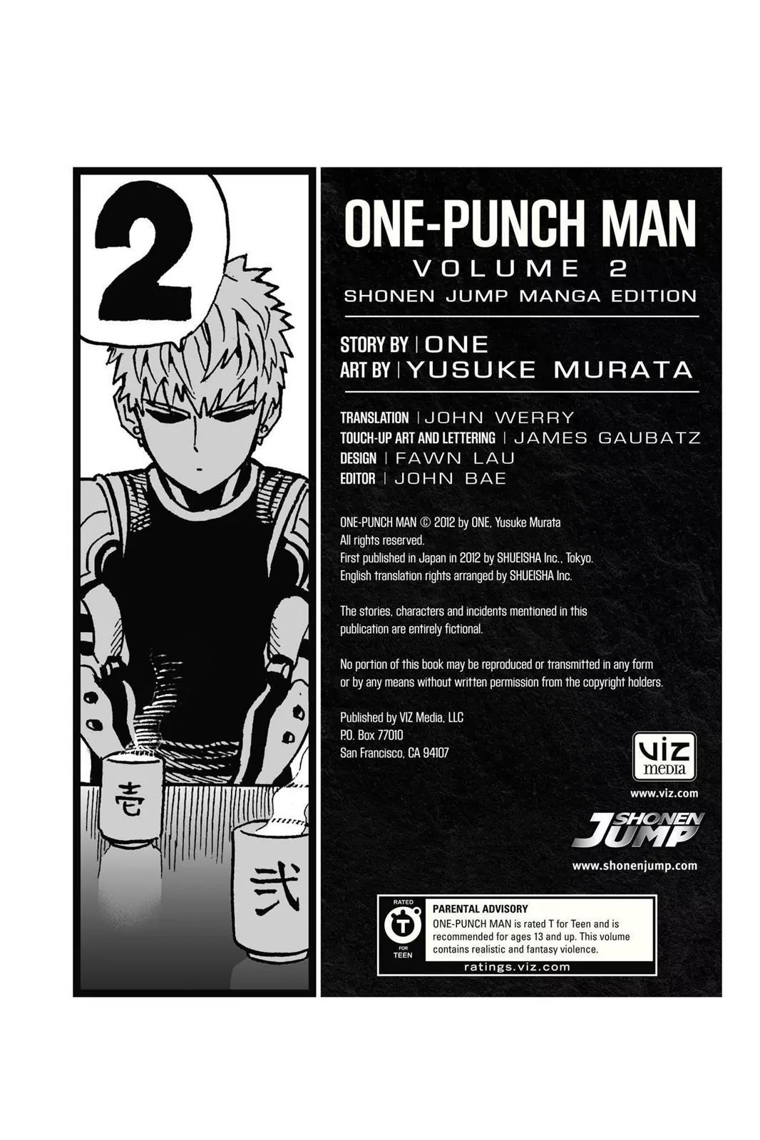 One Punch Man, Chapter Onepunch-Man 15.5 image 017