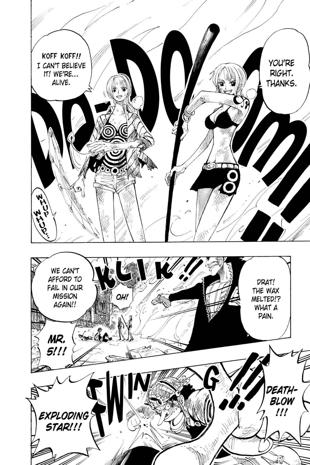 One Piece, Chapter 126 image 006