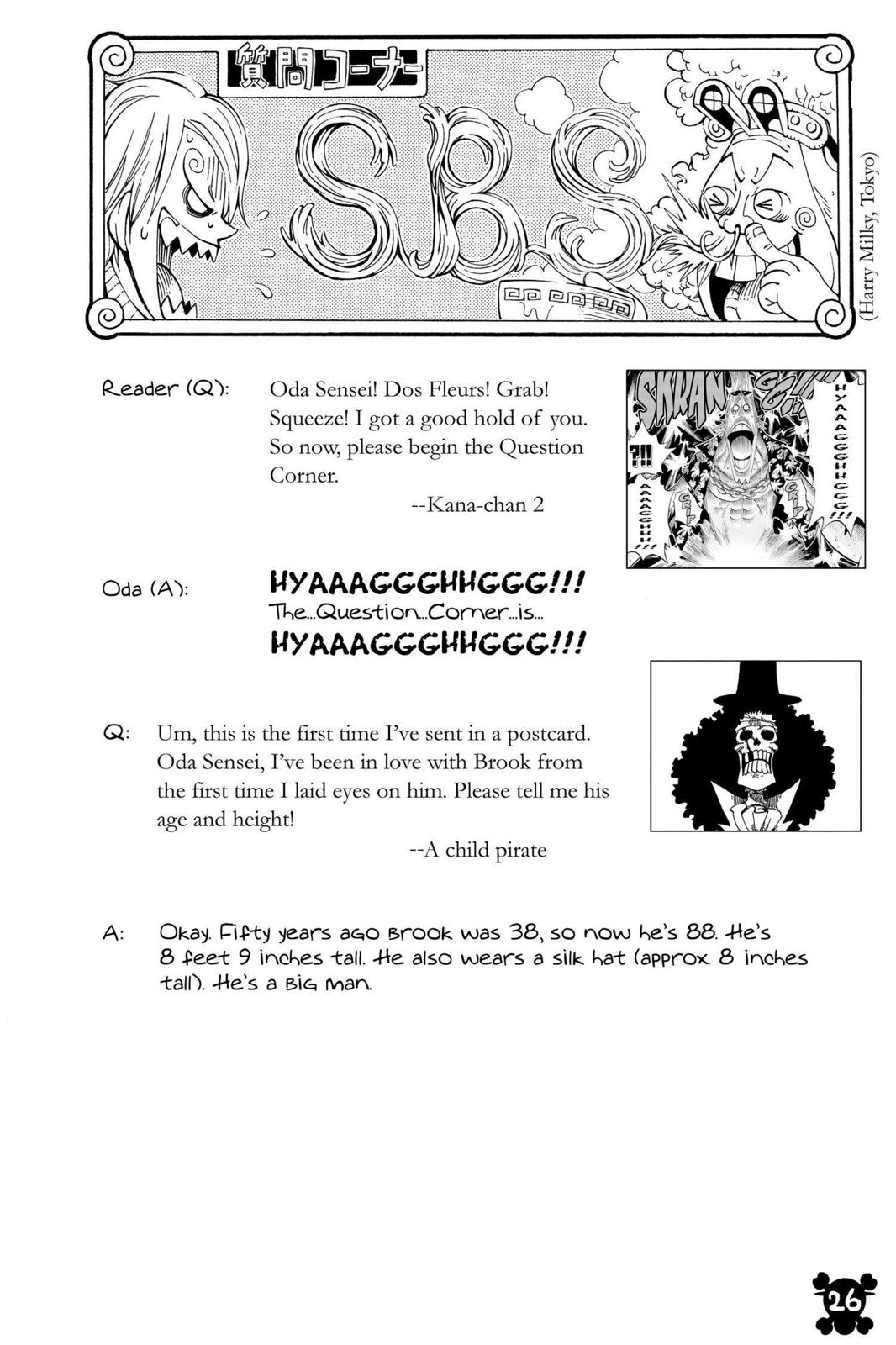 One Piece, Chapter 492 image 026