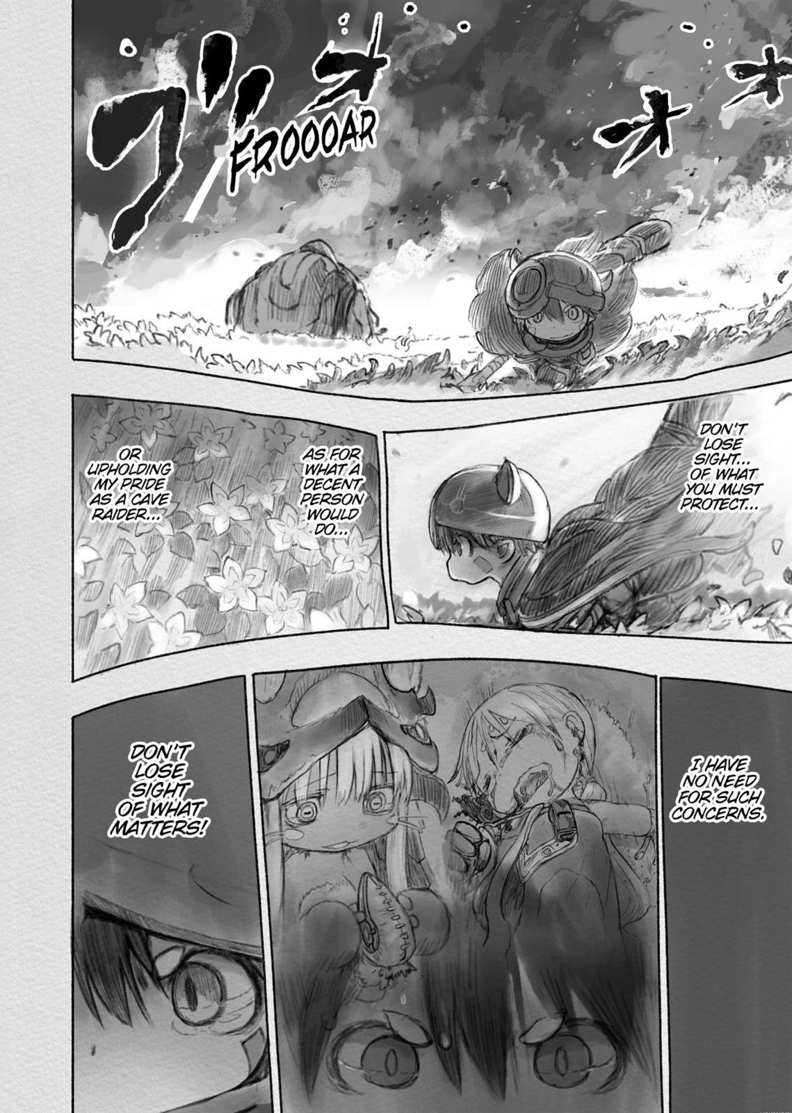 Made In Abyss, Chapter Hello,Abyss 27 image 014