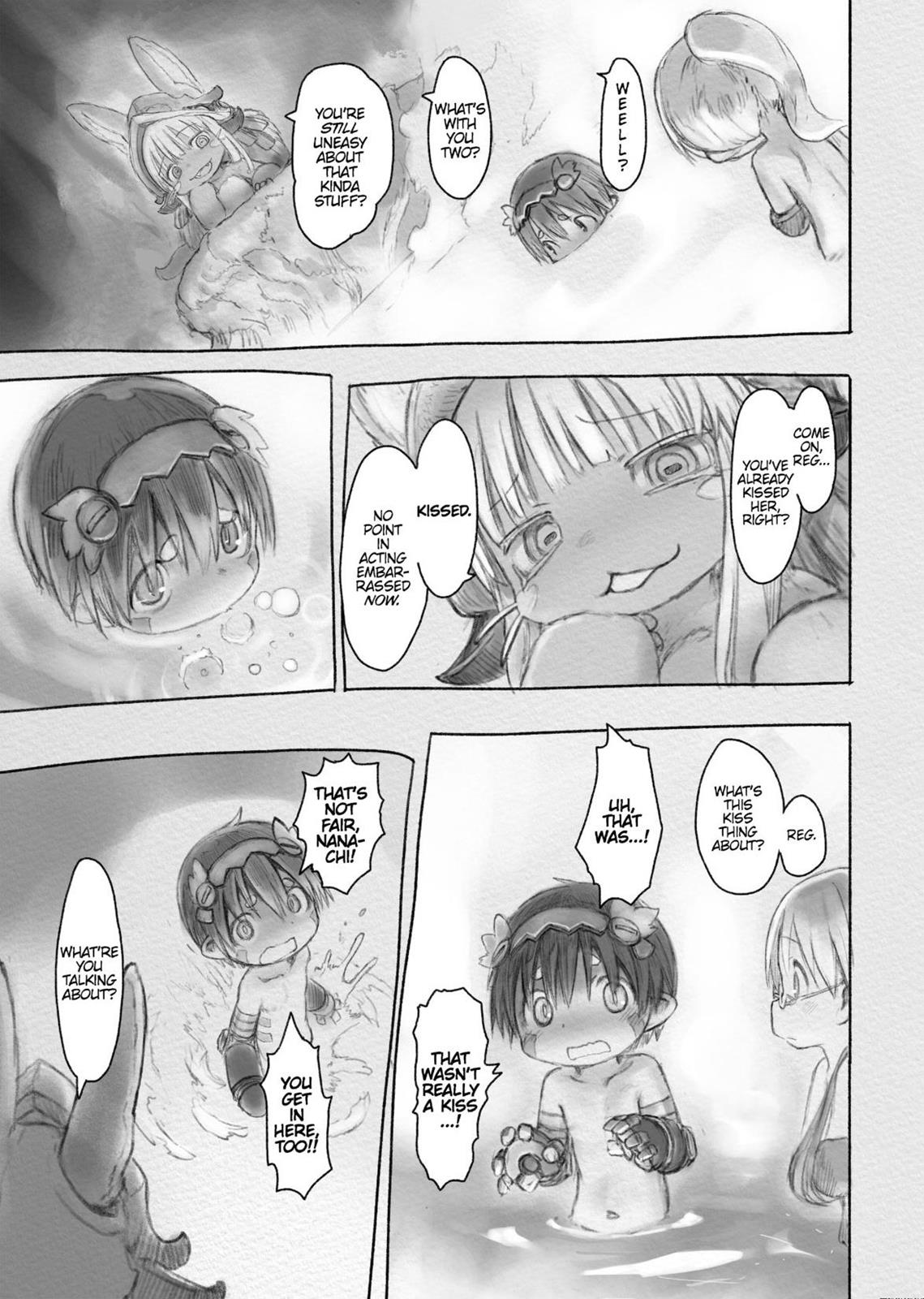 Made In Abyss, Chapter Hello,Abyss 25 image 025