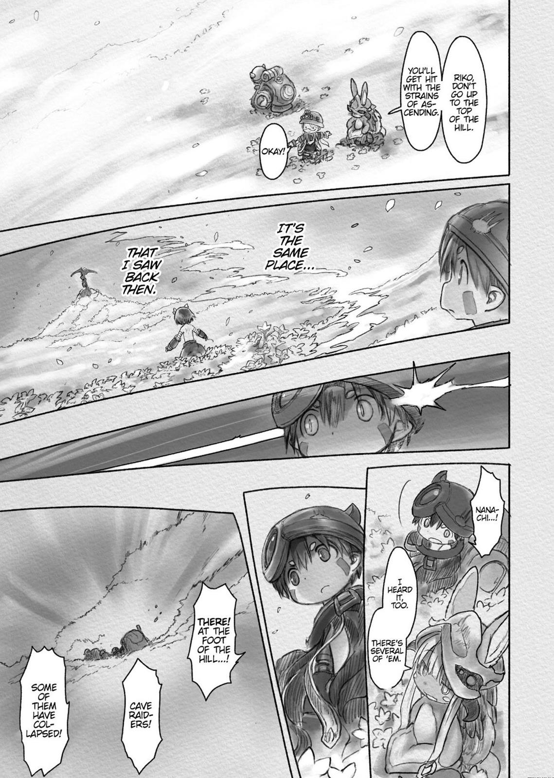 Made In Abyss, Chapter Hello,Abyss 26 image 013