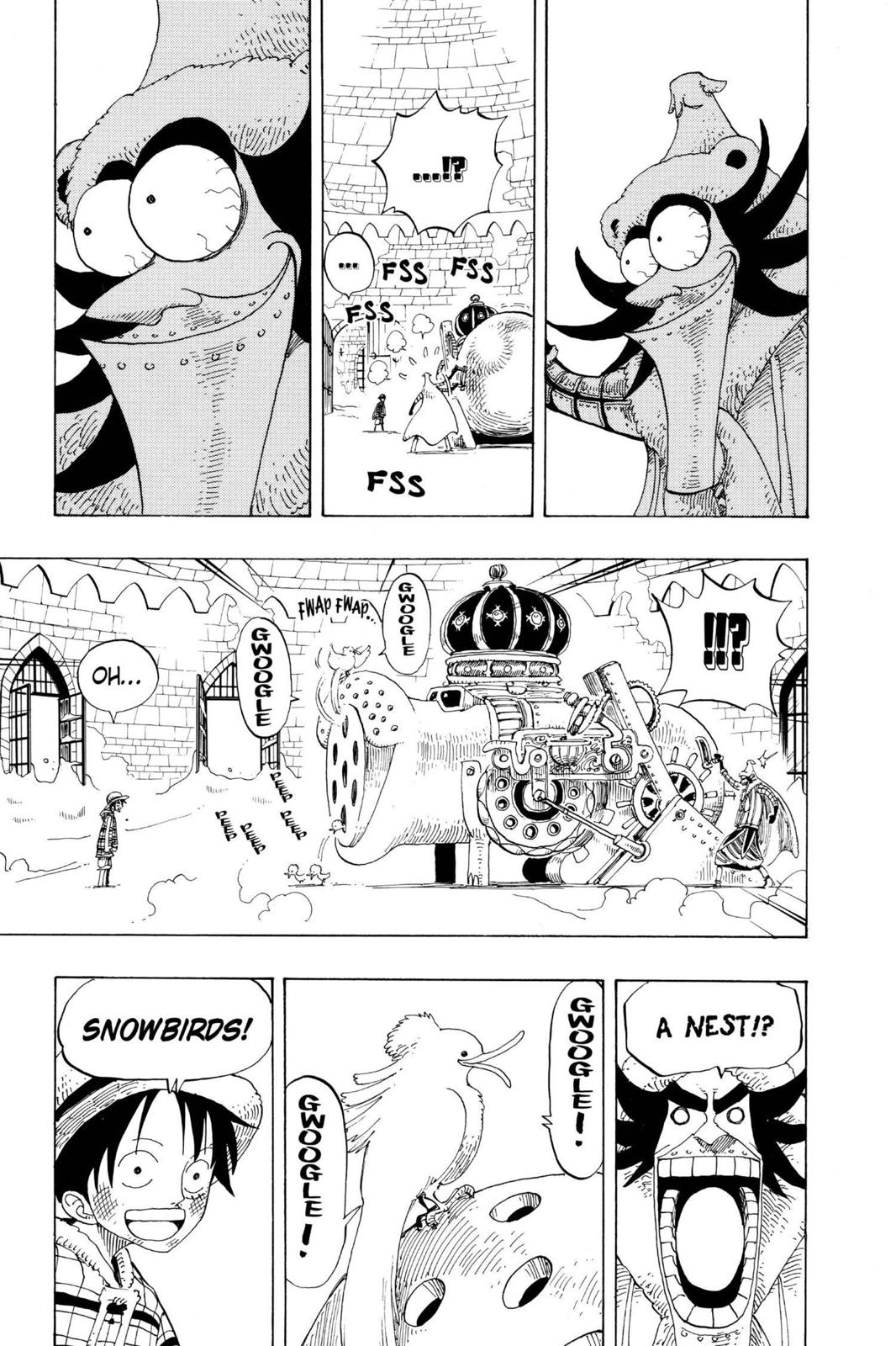 One Piece, Chapter 150 image 017