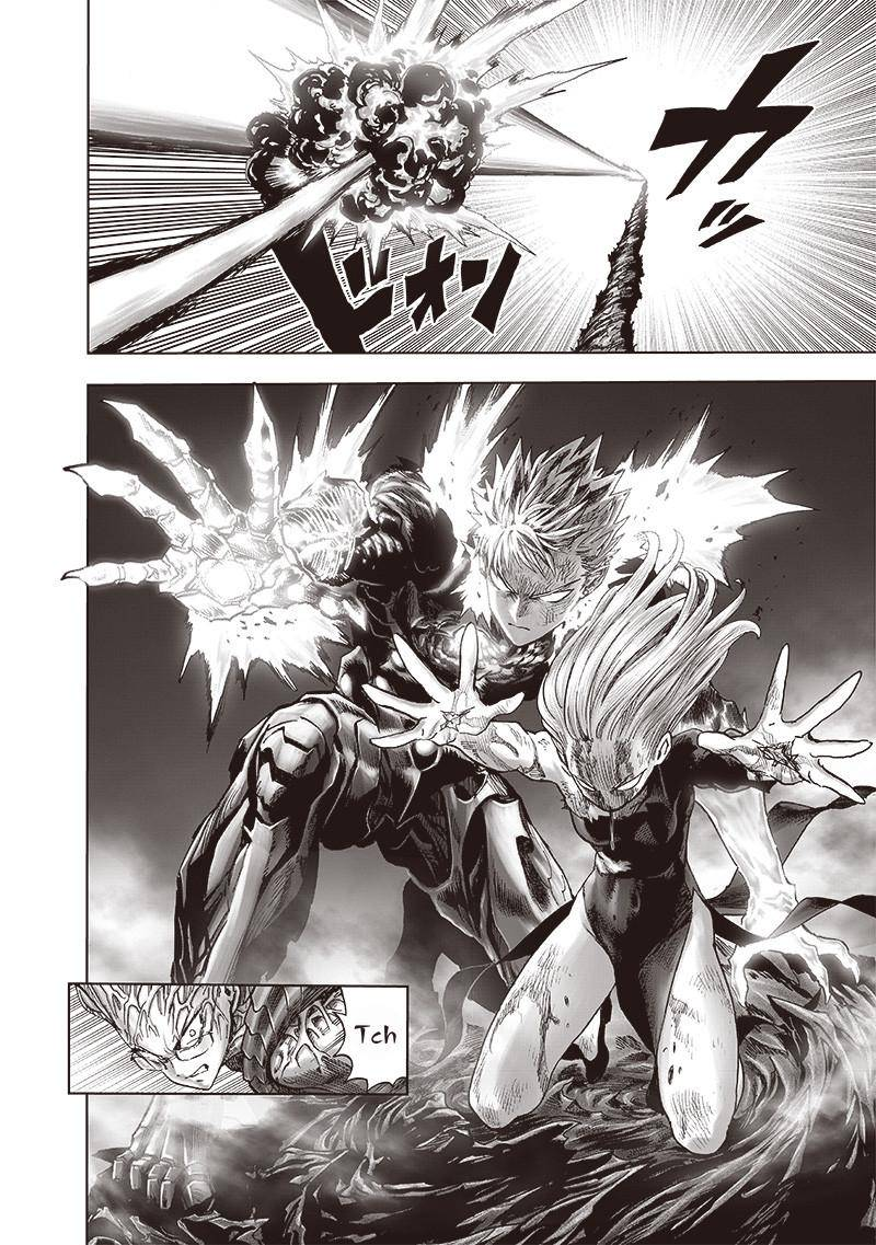 One Punch Man, Chapter 137 image 008