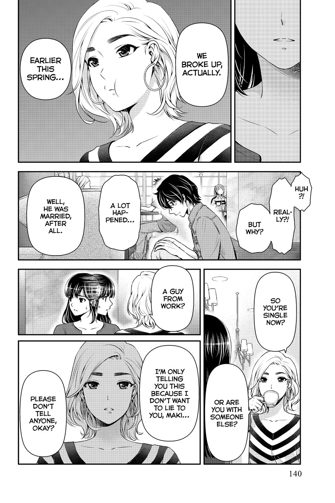Domestic Na Kanojo, Chapter 53 image 012
