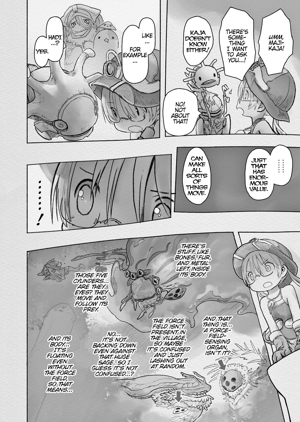 Made In Abyss, Chapter Hello,Abyss 46 image 028