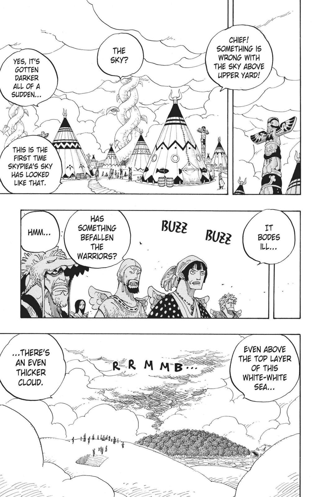 One Piece, Chapter 281 image 006