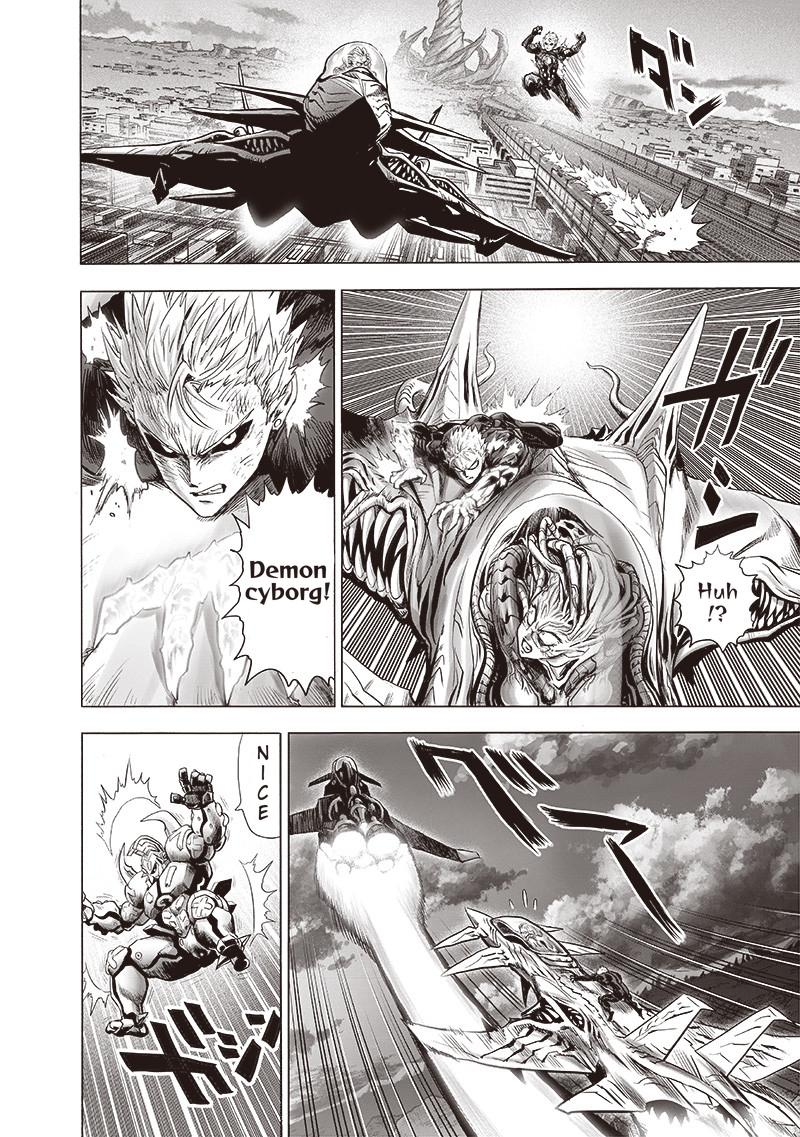One Punch Man, Chapter 137 image 033