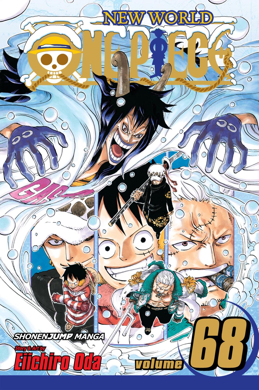 One Piece, Chapter 668 image 001