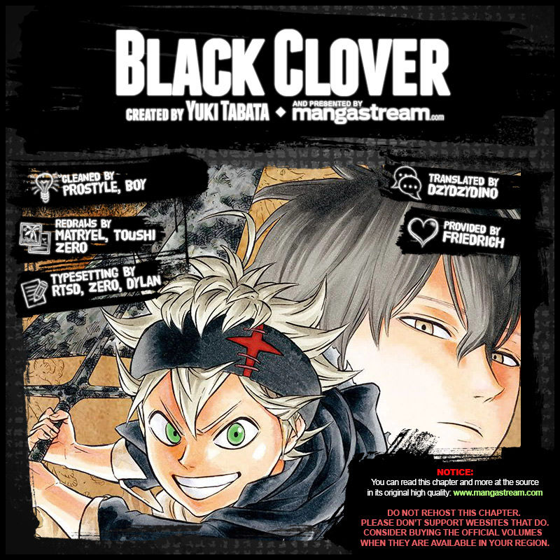 Black Clover, Chapter 102 Asta's Day Off image 002