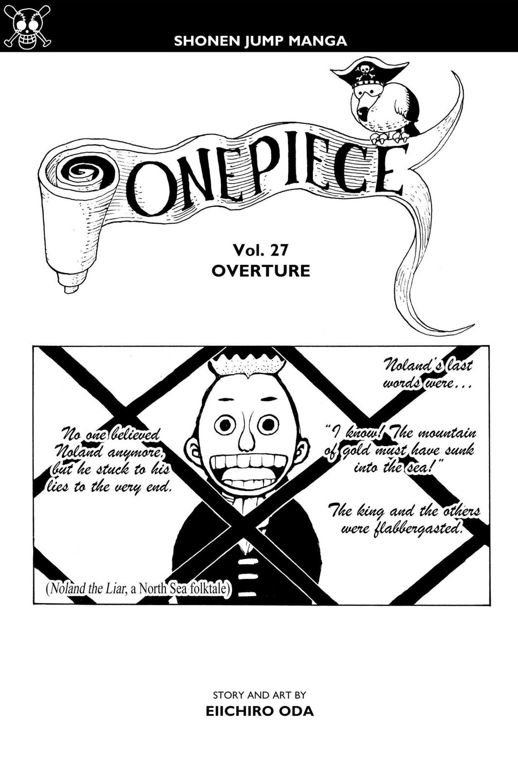 One Piece, Chapter 247 image 004