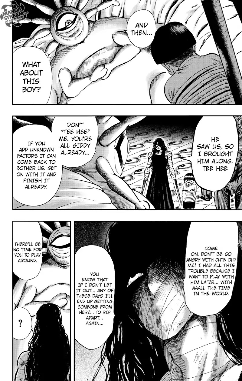 One Punch Man, Chapter Onepunch-Man 89 image 031