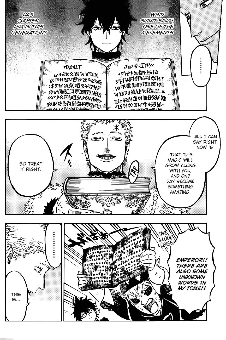 Black Clover, Chapter 22 Gathering At The Kings Palace image 010