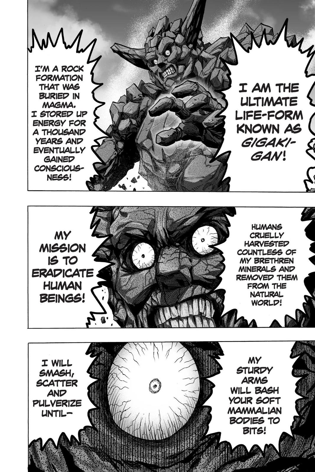 One Punch Man, Chapter Onepunch-Man 55.5 image 002