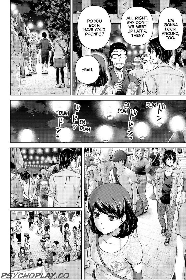 Domestic Girlfriend, Chapter 101 That's All image 009