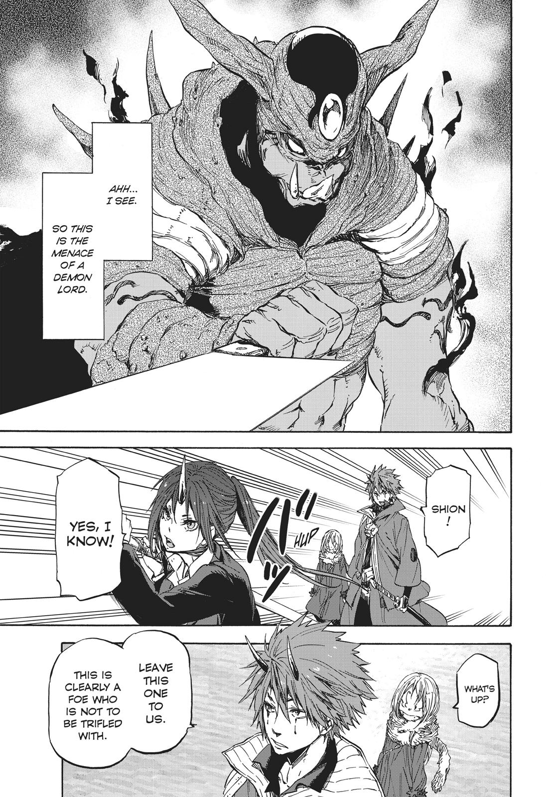 That Time I Got Reincarnated As A Slime, Chapter 24 image 004