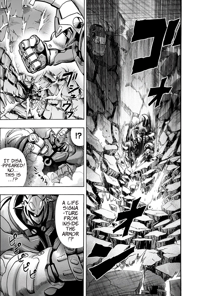 One Punch Man, Chapter One-Punch Man 118 image 014