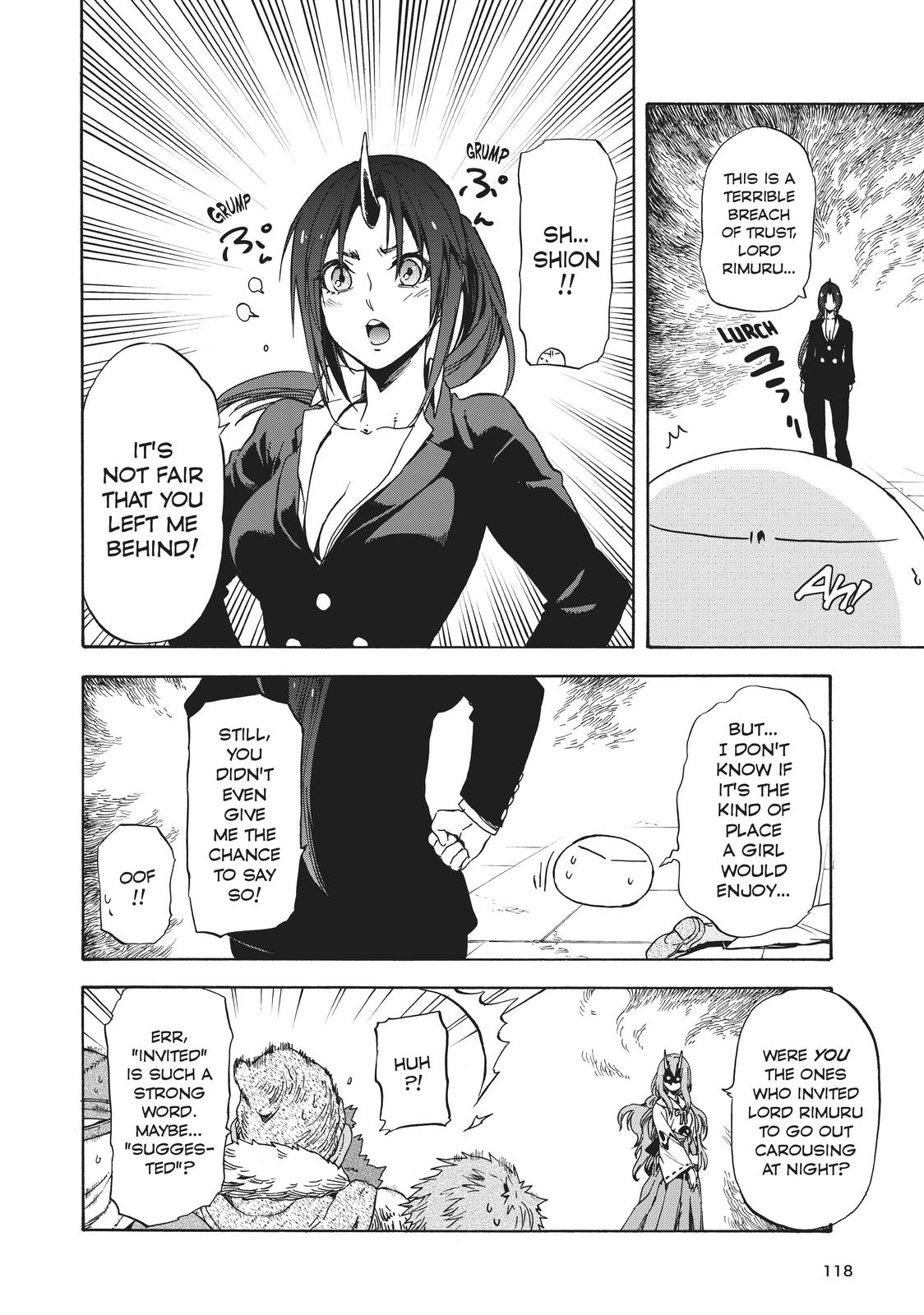 That Time I Got Reincarnated As A Slime, Chapter 42 image 020